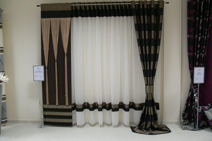 adamaszek dekoracje okien firany zas�ony rolety